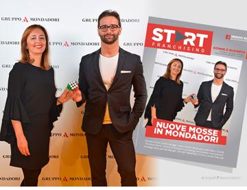 """Il Gruppo Mondadori sceglie Sviluppo Franchising per implementare i suoi """"spin off"""" in licensing"""