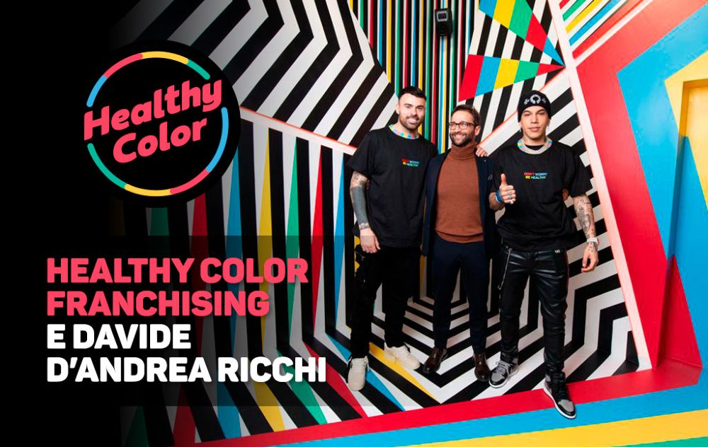 sfera ebbasta franchising healthy color