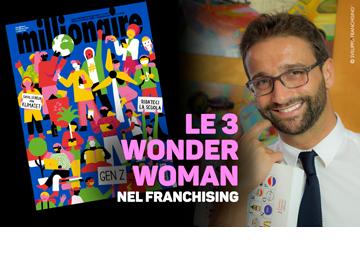 Le Wonder Women nel franchising, le TOP 3